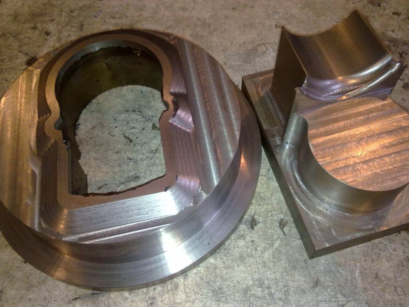 Как сделать матрицу для штамповки металла